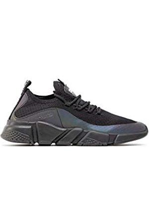 Big Star Damen FF274A053_39 Sneakers, Black