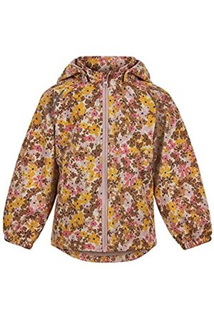 Minymo MINYMO Girls Softshell with Print Shell Jacket