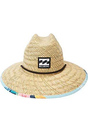 Billabong Herren Classic Printed Straw Lifeguard Hat Sunhat