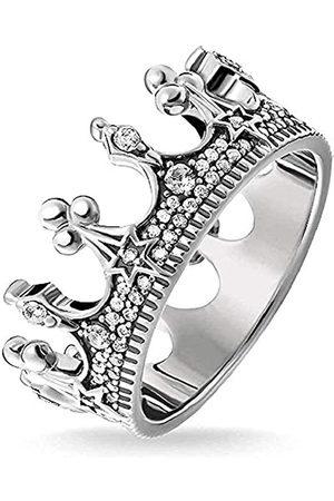Thomas Sabo Thomas Sabo -Ringe 925_Sterling_Silber zirkonia Ringgröße 48 TR2224-643-14-48