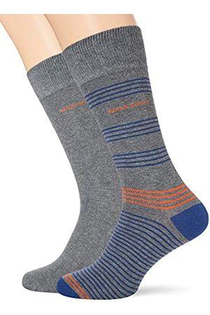 HUGO BOSS Herren 2P RS Stripe CC Klassische Socken