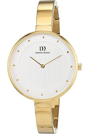 Danish Design Danish Design Damen Analog Quarz Uhr mit Titan Armband 3326609