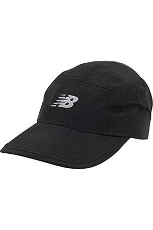 New Balance Men's and Women's Running Stash Hat, Black