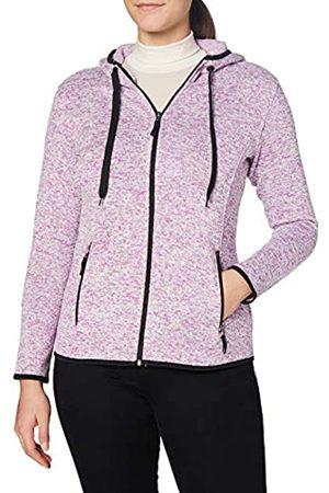 Stedman Apparel Stedman Apparel Damen Sweatshirt Active Knit Fleece Jacket/ST5950 Einfarbig