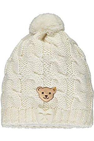 Steiff Mädchen Hüte - Mädchen mit süßer Teddybärapplikation Mütze
