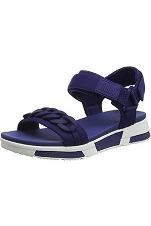 FitFlop Damen HEDA Sport Chain Slide Sandal