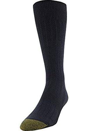 Gold Toe Herren Essential Rib Crew Socken