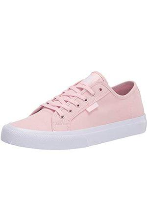 DC Manuelle Skaterschuhe für Damen, (Hellrosa Farbe)