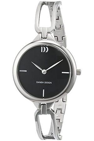 Danish Design Danish Design Damen Analog Quarz Uhr mit Edelstahl Armband 3324586