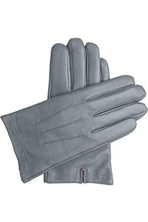 Downholme – Klassische Lederhandschuhe mit Innenfutter aus Kaschmir – für Herren (