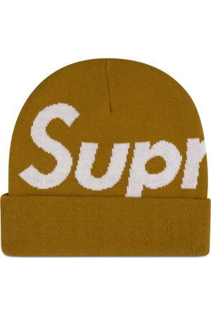 Supreme Hüte - Beanie mit großem Logo