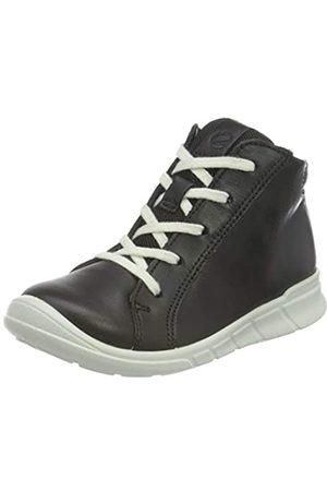 Ecco ECCO Baby-Jungen First Ankle Boot, Schwarz(Black)