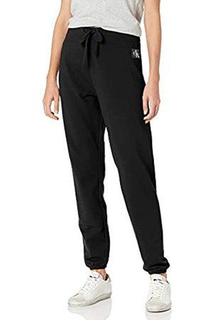Calvin Klein Damen Logo Jogger Sweatpants Trainingshose