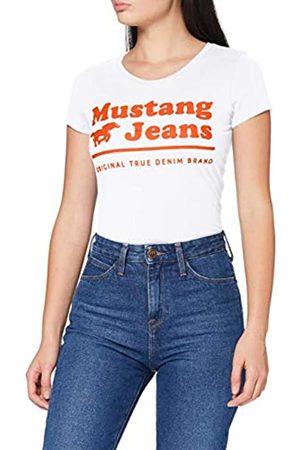 Mustang Damen Alexia V Print T-Shirt