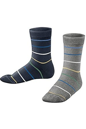 Esprit ESPRIT Unisex Kinder Colorful Stripes 2-Pack Socken
