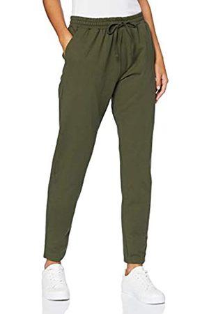 People Tree Damen Hosen & Jeans - Damen Sasha Trousers.Khaki Hose