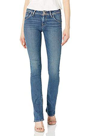 Hudson Baby Bootcut - Jeans Women's Beth Midrise Baby Bootcut Flap Pocket Jean