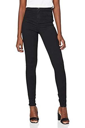 Noisy May Damen Nmella Super Hw Gu304 Jeans