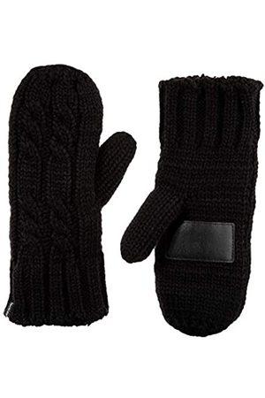 Isotoner Isotoner Damen Grobstrick-Fäustlinge für kaltes Wetter mit warmem