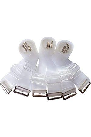 DoHope BH-Träger für BHs – Metallhaken, transparent, verstellbar