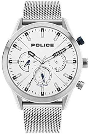 Police POLICE -Schmuck-Sets Edelstahl PL16021JS.04MM