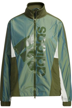 adidas Damen Jacken - Badge of Sport Celebration Nylonjacke Damen
