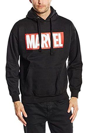 Marvel Herren Core Logo Kapuzenpullover