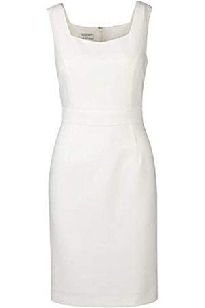 Apart APART, Damen Kleid, Etuikleid, Farbton: crème, Klassische Eleganz