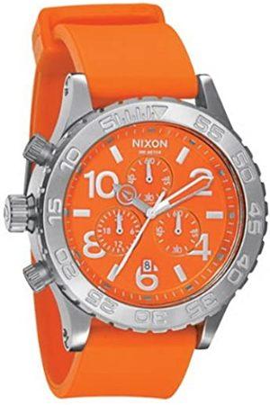 Nixon Nixon Herren-Armbanduhr Chronograph Plastik A038877-00