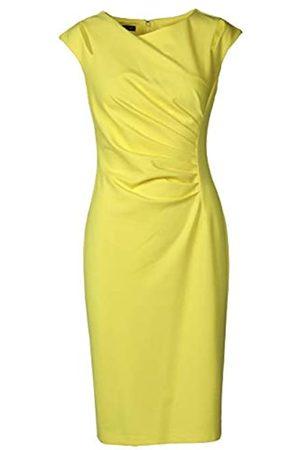 Apart APART, Elegantes Damen Kleid, Jerseykleid, schmaler, figurbetonener Schnitt, klassischer Chic mit Eye-Catcher Details