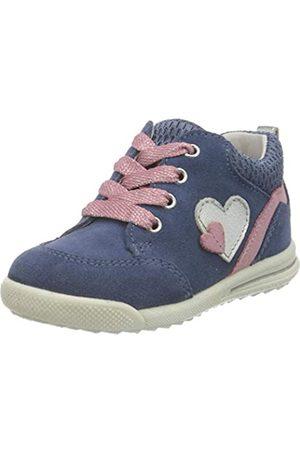 Superfit Superfit Avrile Mini Sneaker, BLAU/ROSA