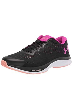 Under Armour Damen 3023023-002_38 Running Shoes, Black