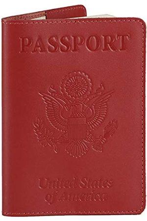 Shvigel Shvigel Reisepasshülle, Leder, für Damen und Herren