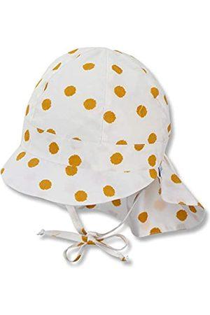 Sterntaler Mädchen Hüte - Baby Mädchen Schirmmütze M. Nackenschutz 1412125 Winter Hut