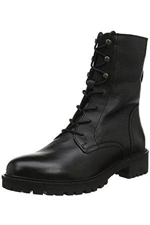 Geox Damen D HOARA E Ankle Boot, (Black)