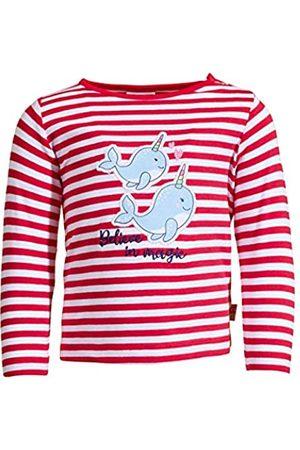 Salt & Pepper SALT AND PEPPER Baby-Mädchen Longsleeve Seaside Stripes Hemd