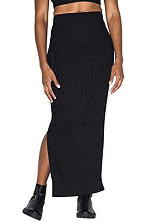 American Apparel Damen Thick Rib Maxi Skirt Rock