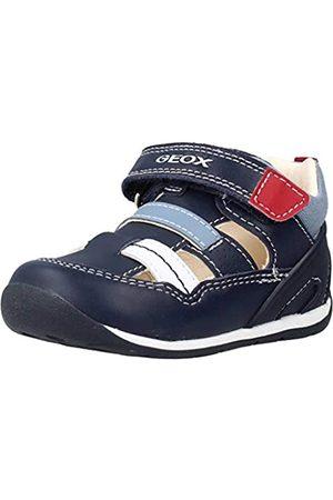 Geox Geox Baby-Jungen B Each Boy A Sneaker, Blau (Navy/White C4211)