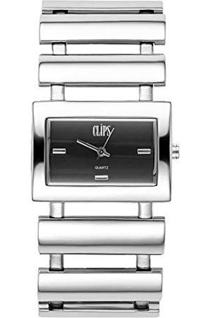 CLIPS Clips Damen-Armbanduhr Analog Quarz Alloy 553-2013-48