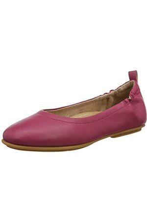 FitFlop Damen Allegro Ballerina - Leather Geschlossene Ballerinas