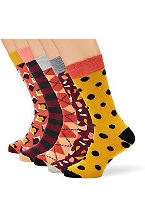 Happy Socks HS by Herren Hs Stone 5-Pack Socken
