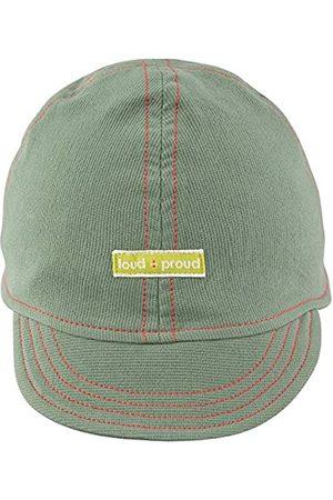 loud + proud Hüte - Unisex Baby Cap Rippenstruktur, aus Bio Baumwolle, GOTS zertiziziert
