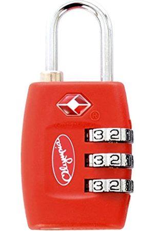 Olympia Olympia Gepäck Produkte (Rot) - TSA-002-RD