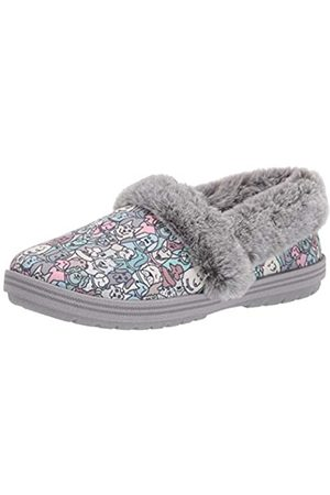 Skechers BOBS from Too Cozy - Pooch Parade Gray Multi 8.5 B (M)