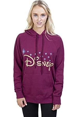 Disney Damen Logo Hoodie Kapuzenpullover