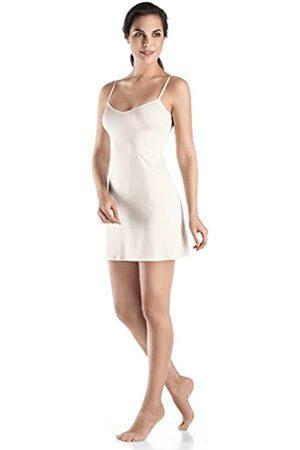Hanro HANRO Damen Bodydress Satin Deluxe (0102 off white)