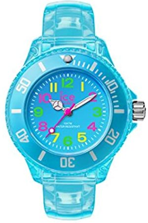 Ice-Watch Kinder - Armbanduhr Ice Happy Analog Quarz Polyurethan HA.NBE.M.U.15