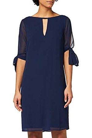 TRUTH & FABLE Amazon-Marke: Damen Chiffon-Kleid mit A-Linie, 44