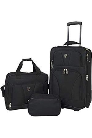 Travelers Club Travelers Club 3 Piece Bowman Luggage Set
