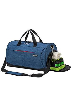 Kuston Kuston Sporttasche mit Schuhfach Reisetasche für Damen und Herren